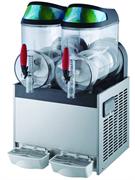 Гранитор GASTRORAG XRJ10Lx2 2 резервуара из прозрачной пластмассы емкостью 10 л, система охлаждения и перемешивания