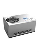 Фризер мороженого GASTRORAG ICM-2031 настольный, съемный резервуар емкостью 2,0 л, рабочая температура -18...-35оС, электронный таймер 1-60 мин, дисплей температуры, времени и режима работы, материал корпуса - нерж.сталь