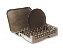Посудомоечная кассета GASTRORAG JW-64P для подносов, полипропилен, цвет бежевый