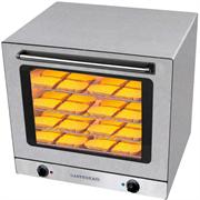 Конвекционная печь GASTRORAG YXD7571A электрическая, вместимость 4 противня 440х335 мм, подсветка, электромеханическое управление, 4 алюминиевых противня в комплекте