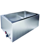 Мармит GASTRORAG ZCK165B электрический, настольный, гнездо для влажного подогрева вместимостью 1 GN 1/1-150 мм, нерж.сталь