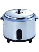 Рисоварка GASTRORAG DKR-160 электрическая, вставка емкостью 8 л из алюминия с антипригарным покрытием, режимы работы: варка (100оС)/подогрев (60-80оС), нерж.сталь