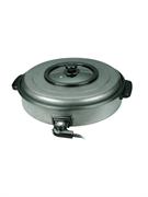 Сковорода GASTRORAG CPP-55A электрическая, настольная, с крышкой, алюминий с антипригарным покрытием, диаметр 550 мм, глубина 55 мм