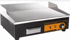 Сковорода GASTRORAG GH-VEG-833 электрическая, настольная, гладкая рабочая поверхность с 1 зоной нагрева, бортиком и жиросборником