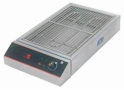 Гриль GASTRORAG EL-280 электрический, настольный, решетка из нерж.стали с 1 зоной нагрева