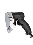 Нож для шаурмы электрический GASTRORAG KS100E диаметр 100 мм, толщина нарезки 0-8 мм, производительность 60 кг/ч, в комплекте с дополнительным лезвием