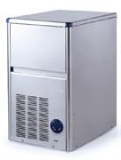 Льдогенератор кускового льда (пальчики) GEMLUX GM-IM18SDE WS водяное охлаждение, производительность 15 кг/сутки, (размеры пальчика 29х35х36 мм, вес 21 г), встроенный бункер для хранения льда вместимостью 4 кг, нерж.сталь