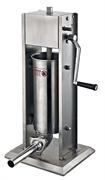 Шприц-наполнитель GEMLUX GL-SV-5 вертикальный, ручной, емкость 5 л, нерж.сталь, в комплекте 4 насадки (диаметр 16, 22, 32, 38 мм)