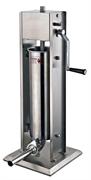 Шприц-наполнитель GEMLUX GL-SV-7 вертикальный, ручной, емкость 7 л, нерж.сталь, в комплекте 4 насадки (диаметр 16, 22, 32, 38 мм)