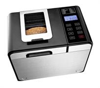 Хлебопечка GEMLUX GL-BM-775 12 программ, вес буханки 750/900 г, 3 варианта цвета корочки, подогрев 60 мин, в комплекте мерный стакан, мерная ложка, лопасть для замеса, дозатор для орехов
