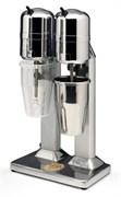 Миксер для коктейлей VEMA FL 2006/L 1 скорость, 2 шпинделя, 2 стакана из нерж.стали емкостью 1 л