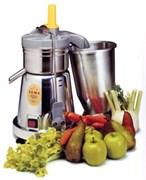 Соковыжималка VEMA CE 2083/L для фруктов и овощей, 1 скорость (2800 об/мин), автоматическое отделение отходов, контейнер для сбора отходов, материал корпуса - алюминий