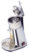 Соковыжималка VEMA SP 2072/LL для цитрусовых, электрическая, 900 об/мин, с прижимным рычагом, рабочий узел из нерж.стали, хромированный корпус из пластмассы