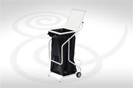 Тележка грузовая МММ-203/1 с емкостью для мусора