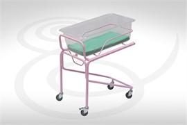 Тележка-кроватка для новорожденных ТКНп-01-ЗМММ