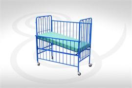 Кровать детская МММ-106 с подъемной рамой