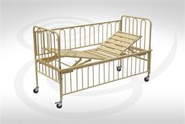 Кровать детская МММ-106.а с подъемной рамой