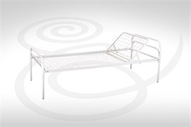 Кровать общебольничная МММ-102/1 с подголовником