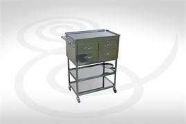 Столик анестезиологический СП-02Н для перевязочных отделений