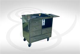 Столик процедурный СП-02-10(НП)