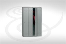 Шкаф для раздевалок МД LS(LE)-41