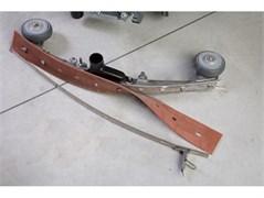 Сквиджи 750 (Черные/красные 5 мм.) Комплект для GRANDE BRIO RIDE ON 115-750