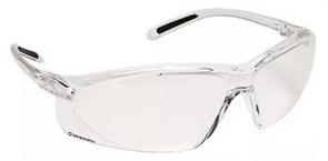 Открытые защитные очки А700 с прозрачными линзами из поликарбоната. Покрытие от царапин и запотевания