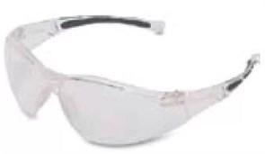 Открытые защитные очки А800 прозрачные линзы из поликарбоната. Покрытие от царапин и запотевания