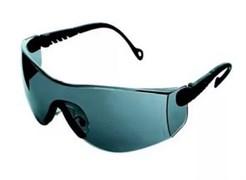 Открытые защитные очки Оп-Тема (Op-Tema) синяя оправа, прозрачные линзы с покрытием от царапин
