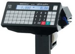 Терминал весовой печатающий P/ТВ