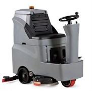 Автоматическая самоходная поломоечная машина - малый райдер GM-AC