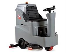 Подметальная машина с посадочным местом для оператора GM-Mini