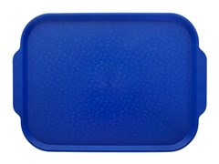 Подонс столовый 450х355 мм с ручками синий
