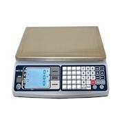 Весы счётные (общий вес-вес штуки-количество) RS-232 MC2-25