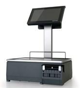 """Торговые компьютерные весы XC 800 15"""", 6/15 кг, Touch Screen, без дисплея покупателя, Ethernet, 2''/3''E"""