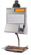 """Торговые подвесные весы SC II 400 QS1, 6/15 кг, пленочная клавиатура, Ethernet, TCP/IP, 2""""E (Рыба) (без подвесного устройства)"""