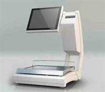 Торговые весы KH II 800, 6/15 кг, Touch Screen, без дисплея покупателя, Ethernet, 3''E