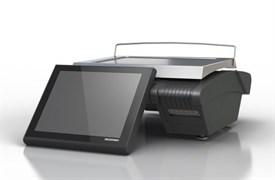 Торговые компьютерные весы KH II 100, 6/15 кг, Touch Screen, без дисплея покупателя, Ethernet, 2''E , шт