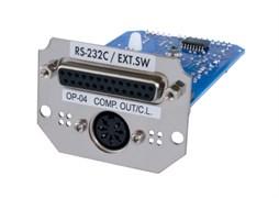 GP-04 Выход компаратора через интерфейс RS-232C/токовая петля