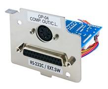 GX-04 Аналоговый выход / Токовая петля (Компаратор) для GX, GF