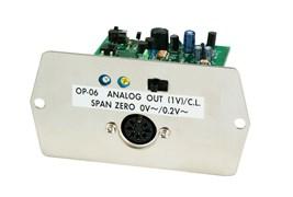GX-06 Аналоговый выход  через инерфейс / токовая петля