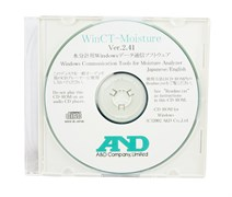 AX-MX-42 Программное обеспечение Windows WinCT Moisture на CD-ROM для MX/MF/MS/ML