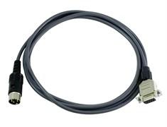 AX-KO1786-200 Кабель RS-232C (D-sub 9 pin-7 pin, 2м.) для HV/HW-G