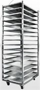 Тележка для шкафа пекарского GIERRE CAR020 для FEV168
