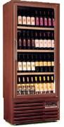 Шкаф винный TECFRIGO 400 1-4TV темный ор