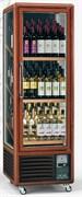 Шкаф винный TECFRIGO ENOTEC 340 3TV бронзоый
