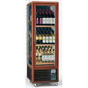 Шкаф винный TECFRIGO ENOTEC 340 1TV бронзовый
