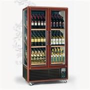 Шкаф винный TECFRIGO ENOTEC 680 3TV бронзовый