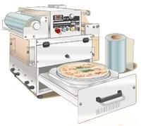 Запайщик лотков COMPAC C50CPF для пиццы