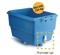 Тележка для транспортировки льда SCOTSMAN RBC 500